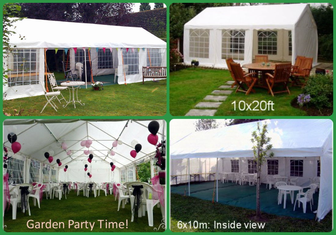 Collage of marquees on hire & BUDGET MARQUEES - Budget Marquees supplies gazebo event tents ...