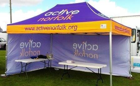 Active Norfolk gazebo