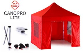Protex-2 gazebo sizes
